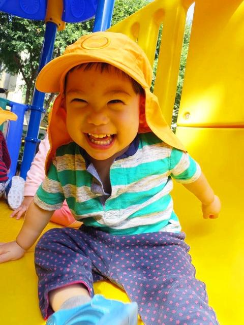 去公園玩最開心了