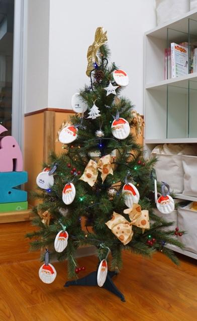 可愛的小聖誕樹